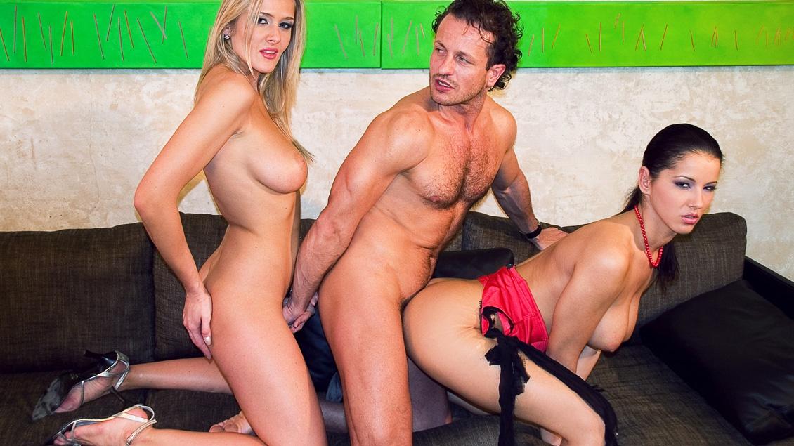 Amateur Hairy Threesome Hd